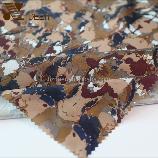 Best Selling Lining Polyester Printed Dress Fabric
