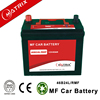 N45 12v 45ah 10hr NS60 MF factory starting automotive battery