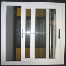 industry selling aluminium sliding window with tempered glass