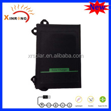 High Efficient 7W Foldable Solar Panel Pack