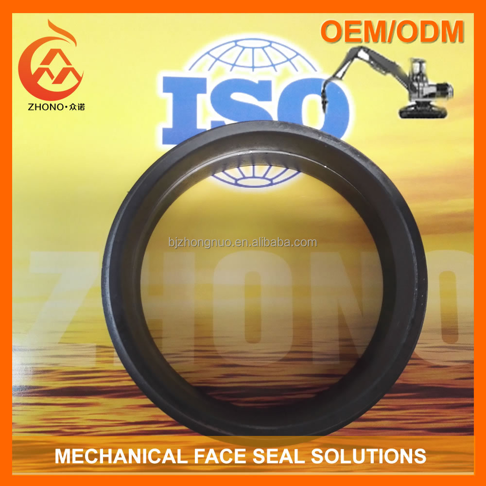 excavator undercarriage parts track shoe assembly metal seal