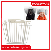 pet friendly baby gate/folding pet gates/outdoor pet gate