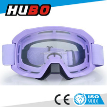 Factory online wholesale transparent goggles with UV 400