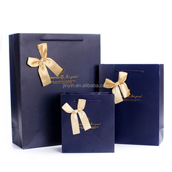unique decorative paper gift bags design