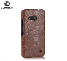 Luxury Crocodile PU Leather Skin PC Cell Phone Case Back Cover For Nokia 3 5 6 N1 Lumia 530 730 735 830 835 930 X2 Xl N210