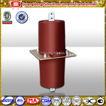 24kV Indoor Epoxy Resin Insulation Current Transformer with Terminal Block and Protection class