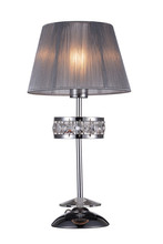 European style indoor home/hotel silver wire shade decor table lamp/light from alibaba china supplier in Zhongshan