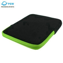 Stylish green neoprene laptop sleeves with high quality and cheapest price