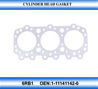 For 6RB1 head gaskt engine gasket top gasket
