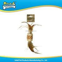 Eco-Friendly Natural Sisal Cat Scraching Toy Pet Accessory Manufacturer