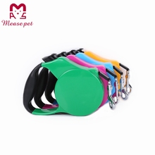 pet retractable leash in 3M for small dogs lovely comfortable hot sales