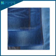 4.5oz 152GSM 100% cotton woven denim shirting fabric