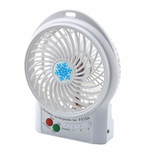 High Quality Colorful Power Battery Cooling Fan, Travel Small USB Fan with CE, FCC, ROHS