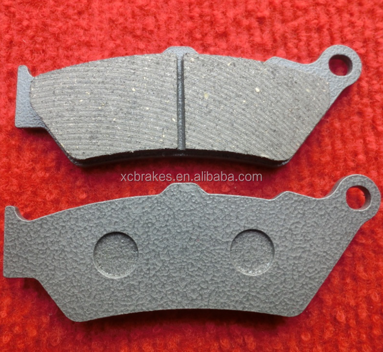 ECO-freindly organic pure ceramic materail motorcycle brake pad for BMW,APRILIA,KTM,HONDA,DUCATI..