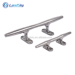 LandSky Accessories Electronic Equipment Lifeboat marine 316 Stainless Steel Boat push up Cleat In Marine Hardware yacht cleats