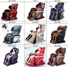 Professional Luxurious Full Body Massage Chair 4D Zero Gravity Artistic Manufacturer