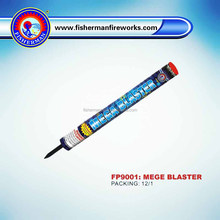 360 SHOTS MEGE BLASTER FP9001 magic roman candle