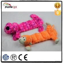 New product hot selling cute Plush Pet Products glow in the dark pet toys