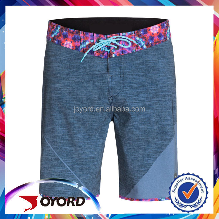 Lycra pockets swim trunks mens for wholesale
