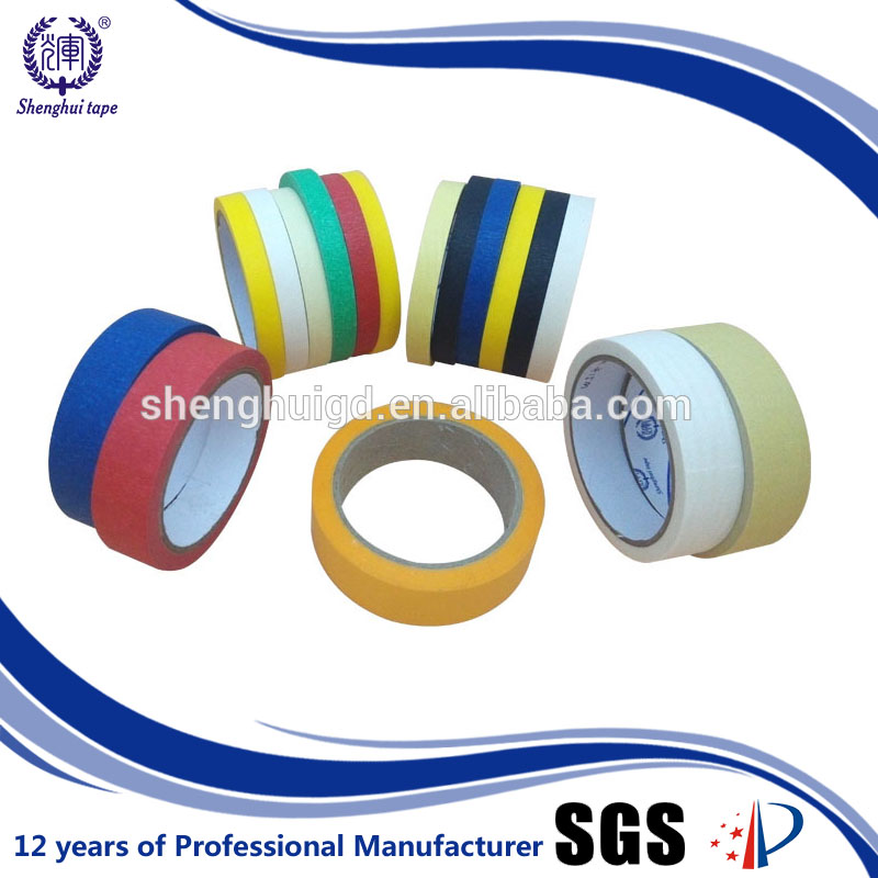 Manufacturer Of Factory Custom Masking Tape Paper