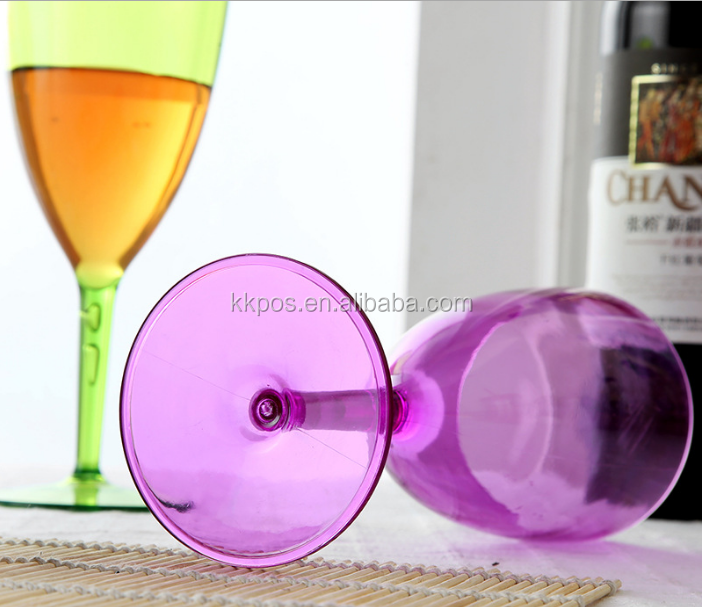 hot goblet creative simple transparent cup children's cup for bar or home use