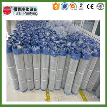 Air Cartridge Anti Static Dust Painting Booth Filter