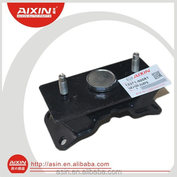 Good Quality Insulator Engine Mounting 12371-50081 for Toyota