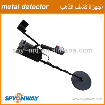 sound/LED alarm indicator china wholesale gold finder 2 metal detector