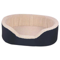 Sheepskin Pet Bed Dog Lounger Bed