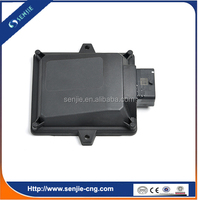 CNG LPG ecu Aluminum closure box for automotive