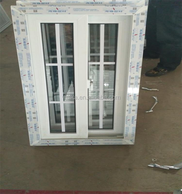 WEIKA aluminum pvc upvc windows and doors