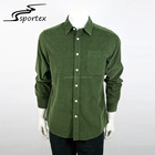 Wholesale long sleeve men plain color outdoor shirts custom dry fit upf polyester fishing shirt