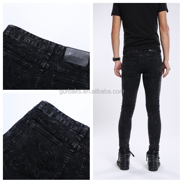 Joggers Hip Hop Economic Denim Men Model Jeans Pant