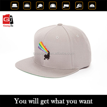 China Supplier Custom High Quality Snapback Cap and Hat Snapback Hats Wholesale