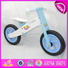 2015 Promotional Funny wooden bicycle toy for kids,children game wooden bike toy,Best wooden balance bicycle in stock W16C090