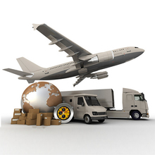 Promotional air and sea freight forwarding agent from china to usa dubai