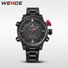 WEIDE Vogue Uniform Wear Best price Wholesale Europe Style Watch Custom Logo Luxury Mens Watch LCD Sport Watch WH6402