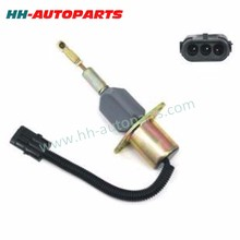 3928161 24V Stop Solenoid for Komatsu Engine Shut Off Solenoid SA-4293-24