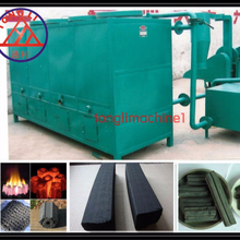 Good Quality Rice Straw charcoal briquette making/ Charcoal Machine Production Line/coconut shell Charcoal Machine/