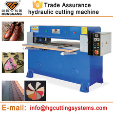 high speed hydraulic leather luggage punch press