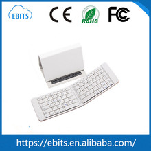 Mini Ultra-Thin Wireless Foldable Bluetooth Keyboard With Usb Port For Ipad And Iphone