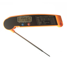 Digital electronic food cooking thermometer bbq meat thermometer