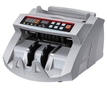 Automatic Bill Counter/ money conter with Counterfeit Detection--2108