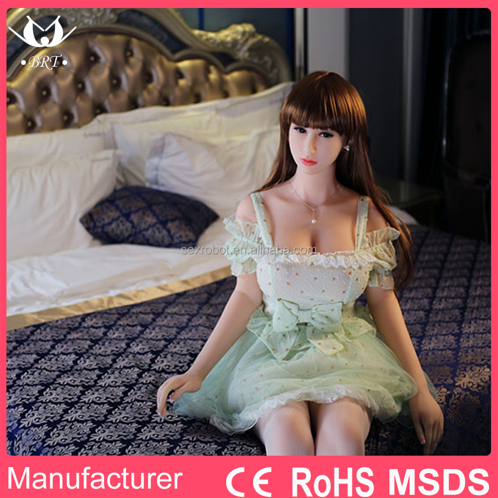 161cm life size loli japanese silicone sex doll for real sex with CE MSDS