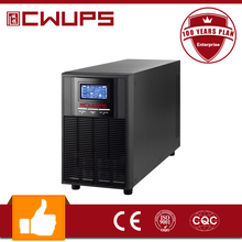 New Arrival Double conversion Single Phase Online High Frequency 3KVA UPS