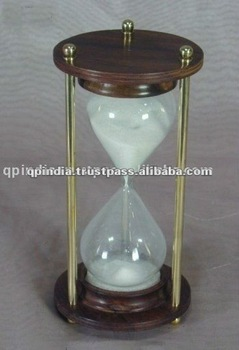 Beautiful Wooden Sand Timer