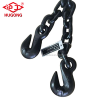 EN818-2 Q235 Black g30 load iron chain for link