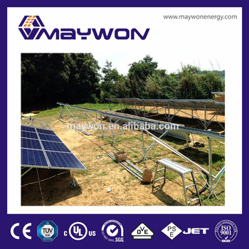 Manufacture Price Hot-dip Qalvanized Steel Solar Mounting Bracket