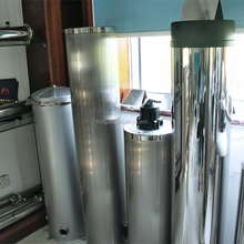 Sterilization And Algae Killing Strong Magnetic Stainless steel self cleaning water filter
