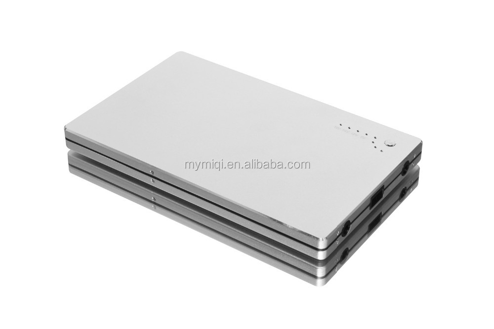 MQ complete set smart power bank 20000mah for notebook and ipad